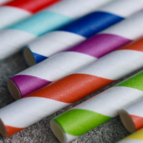 If paper is good for straws, why isn't it good for…paper?